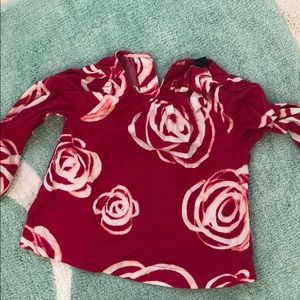 Adorable rose 🌹 blouse